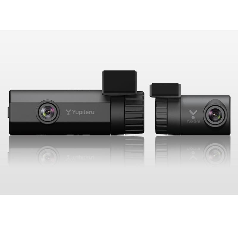 【割引クーポン配布 5/21 9:59迄】DRY-TW9100D ユピテル 2カメラ ドライブレコーダー デュアルカメラ STARVISTM(スタービス)搭載 電源直結タイプ ドラレコ