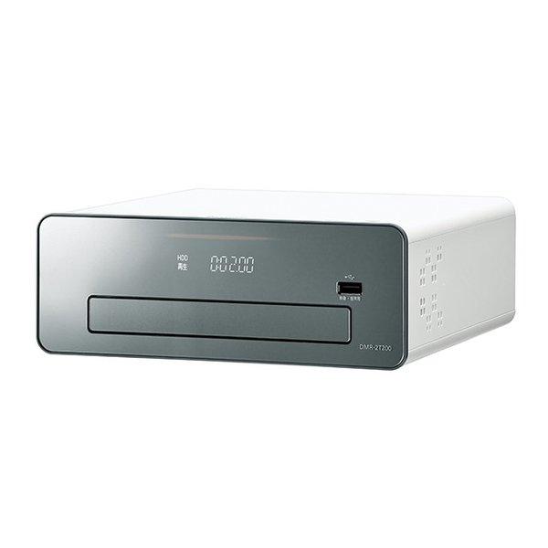 【最大5%クーポン配布中】【5年延長保証購入可能】DMR-2T200 パナソニック Panasonic おうちクラウドDIGA(ディーガ) 2TB HDD搭載 ブルーレイレコーダー 3チューナー Wi-Fi内蔵