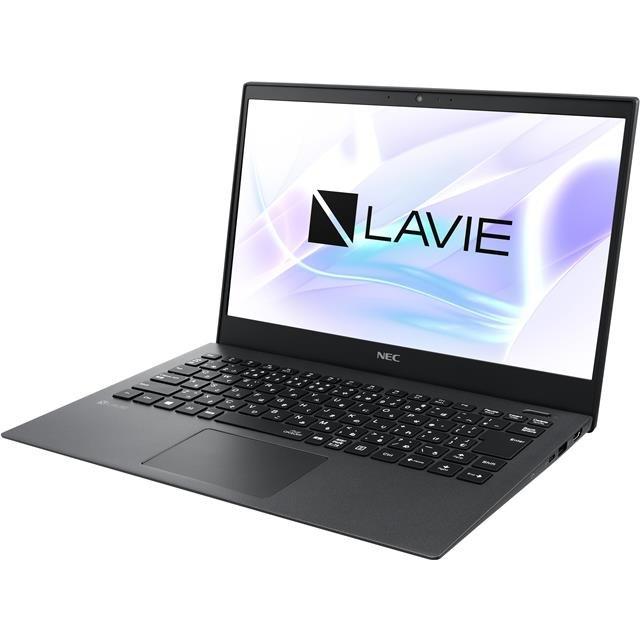 【最大5%クーポン配布中】PC-GN1863ZGF-H3 NEC LAVIE Direct PM(Core i7-8565U/13.3FHD/MEM8GB/SSD256GB/WL/Win10Pro/OfficeHome&Business2019/メテオグレー) PC-GN1863ZJYACFC7YDA