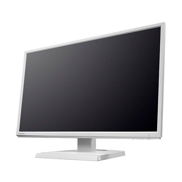 【最大5%クーポン配布中】LCD-AH241EDW アイ・オー・データ機器 23.8型ワイド液晶ディスプレイ スピーカー搭載 ホワイト(HDMI+RGB) 液晶モニター PCモニター