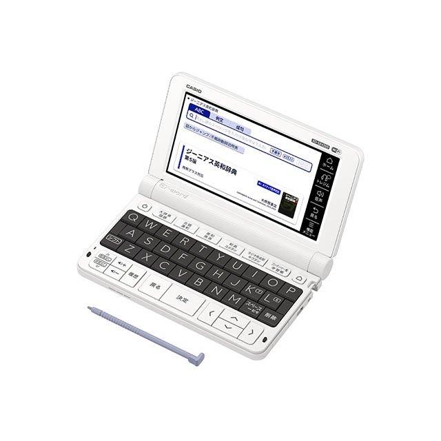 【最大5%クーポン配布中】【5年延長保証購入可能】XD-SX4200 カシオ計算機 CASIO 電子辞書 EX-word エクスワード 高校生モデル 60コンテンツ ホワイト