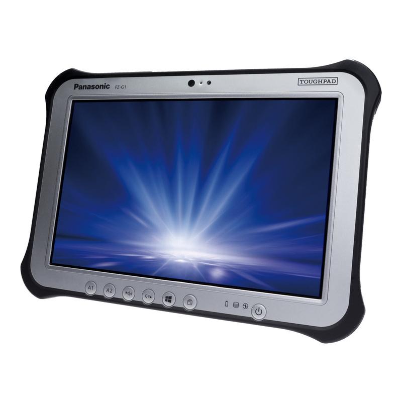 【最大5%クーポン配布中】FZ-G1W3050VJ パナソニック Panasonic TOUGHPAD FZ-G1 標準モデル (i5-7300UvPro/8GB/SSD256GB/Windows10Pro64bit/10.1型WUXGA) タフパッド