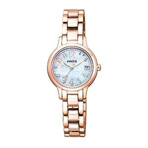 【最大5%クーポン配布中】KH4-963-91 シチズン時計 wicca (ウィッカ) ソーラーテック 有村架純コラボレーション 限定モデル 腕時計