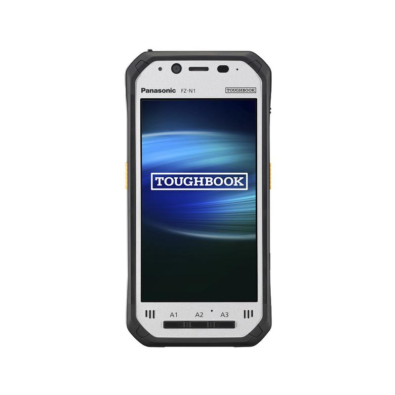 FZ-N1EJJAZDJ 秀逸 パナソニック Panasonic TOUGHPAD <セール&特集> FZ-N1 Android8.1 3GB 電池L バーコードリーダー タフパッド eMMC32GB Wi-Fiモデル 4.7型HD