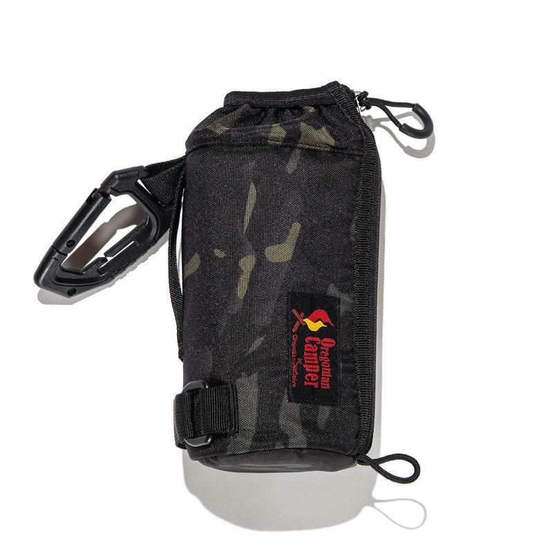 4560116230075 販売 Oregonian Camper OCB-2069 予約販売品 タクティカルペットボトルホルダー ブラックカモ キャンプ アウトドア BBQ オレゴニアンキャンパー バーベキュー
