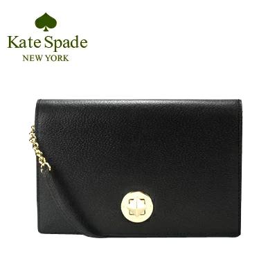 ケイトスペード Kate Spade ショルダーバッグ クラッチバッグ 2way アウトレット レディース ブラック あす楽 送料無料