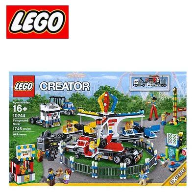 レゴ LEGO 10244 クリエイター エキスパート Fairground Mixer あす楽 送料無料