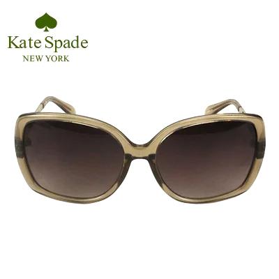ケイトスペード Kate Spade サングラス UVカットアウトレット レディース ゴールド あす楽 送料無料