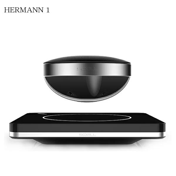 Sooall Hermann1 Bluetooth スピーカー マグネット 音楽 インテリア 新感覚 ワイヤレス 無線 あす楽 送料無料