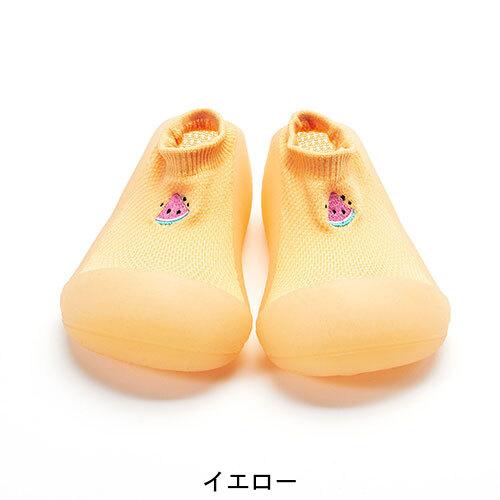 靴下と靴が一体になったソックスシューズ Attipas アティパス は 生体力学研究に基づいて作られたベビーシューズです ベビーシューズ Cool Summer アクアシューズ クールサマー 営業 ファーストシューズ 1歳誕生日プレゼント マリンシューズ お得 ウォーターシューズ ソックスシューズ