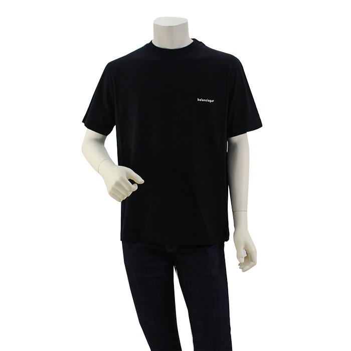バレンシアガ BALENCIAGA ロゴプリントTシャツ 508200 TYK52