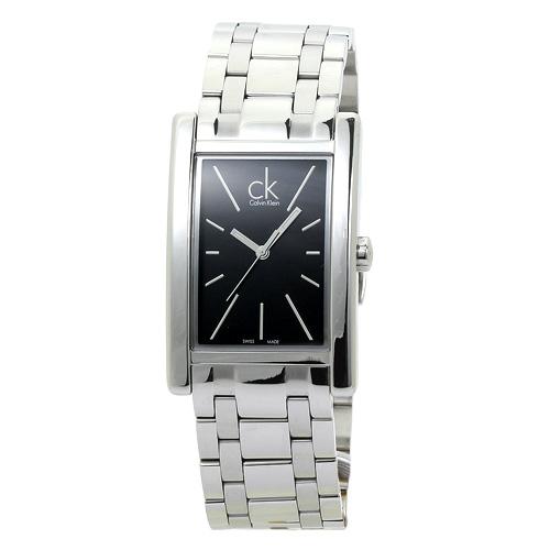 CK カルバンクライン CALVIN KLEIN K4P21141 メンズ ブラック 時計/ウォッチ