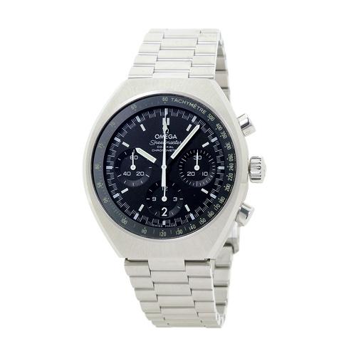 オメガ OMEGA スピードマスター マークII メンズ 327.10.43.50.01.001 ブラック 時計/ウォッチ