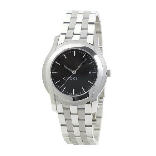 グッチ GUCCI YA055211 G-クラス メンズ ブラック 時計/ウォッチ