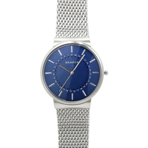 スカーゲン SKW6234 アンカー メンズ ブルー 時計/ウォッチ
