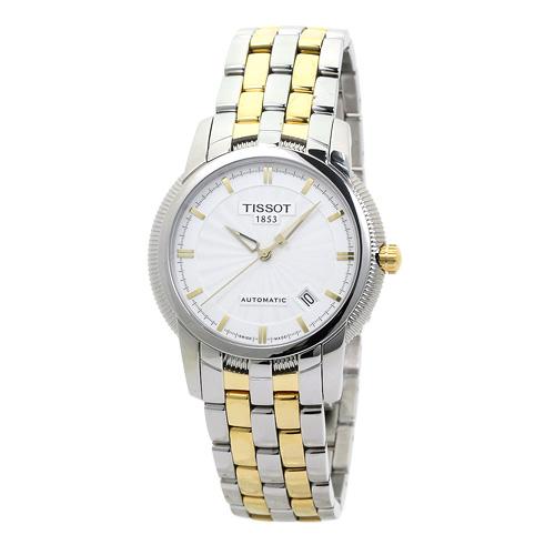 ティソ TISSOT T-クラシック バラード GPコンビ メンズ T97.2.483.31 シルバー 時計/ウォッチ