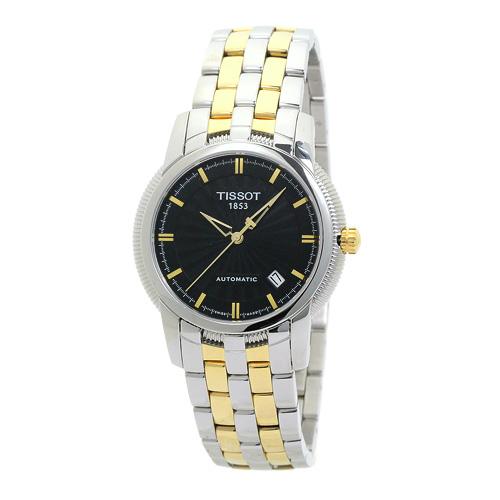 ティソ TISSOT T-クラシック バラード GPコンビ メンズ T97.2.483.51 ブラック 時計/ウォッチ