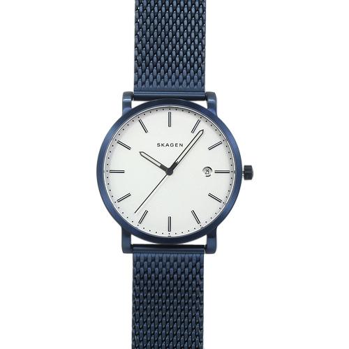 スカーゲン SKAGEN ハーゲン HAGEN メンズ 時計 ウォッチ SKW6326 シルバー文字盤 【キャッシュレス還元対応】
