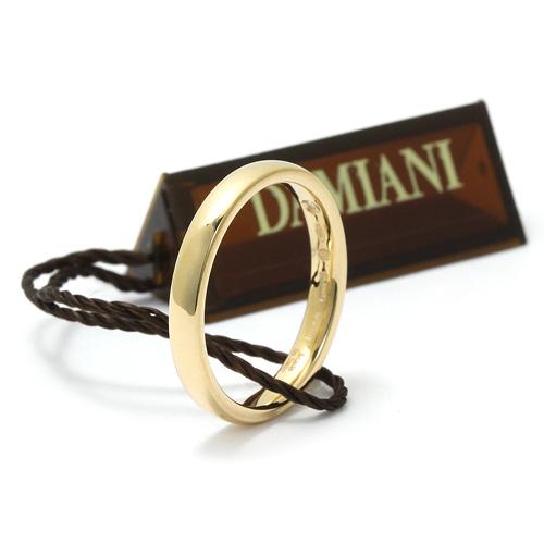 ダミアーニ DAMIANI ノイドゥーエ リング 20035592K18イエローゴールドゴールド 1Pダイヤ 【キャッシュレス還元対応】