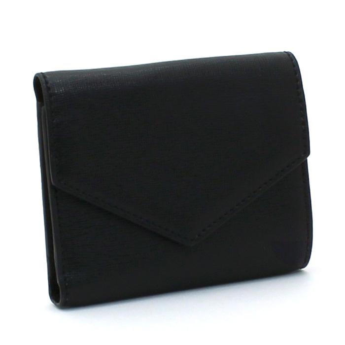 オフホワイト Off-White スモールウォレット BLACK SMALL WALLET 三つ折り財布ファスナー OWNC010E 19423099 【キャッシュレス還元対応】