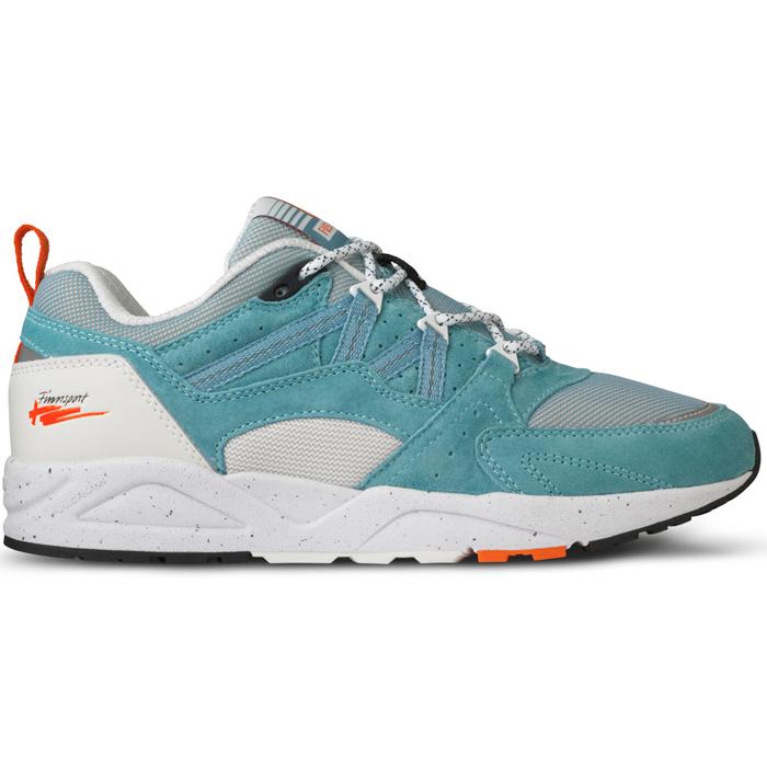 カルフ KARHU フュージョン2.0 FUSION 2.0 スニーカー シューズ 靴 KH804072 CAMEO BLUE LILY WHITE ユニセックス 国内正規品 【キャッシュレス還元対応】