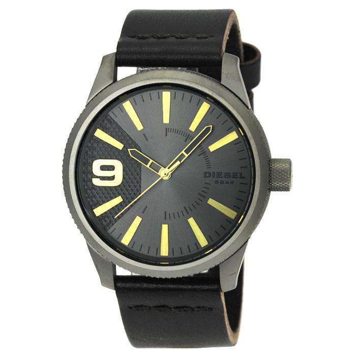 ディーゼル DIESEL ラスプ RASP メンズ 時計 ウォッチ DZ1843 ダークグレー文字盤 【キャッシュレス還元対応】