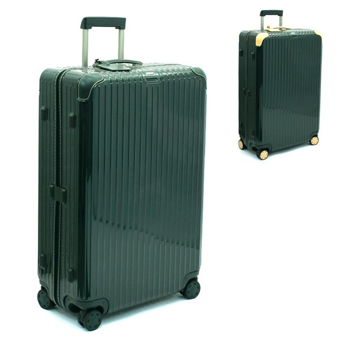リモワ RIMOWA ボサノバ BOSSA NOVA 93.5L キャリーケース スーツケース(TSAロック 電子タグ) 870 77 【キャッシュレス還元対応】
