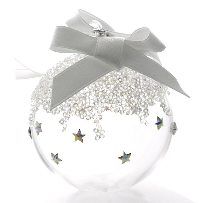 <title>スワロフスキー SWAROVSKI クリスマスボールオーナメントスモールCHRISTMAS 新品 送料無料 BALL ORNAMENT SMALL 5464884 キャッシュレス還元対応</title>