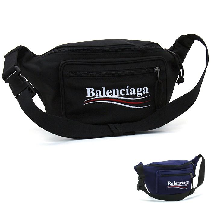 バレンシアガ BALENCIAGA エクスプローラーベルトパック EXPLORER BELT PACK ウエストポーチ 482389 9WB35 【キャッシュレス還元対応】