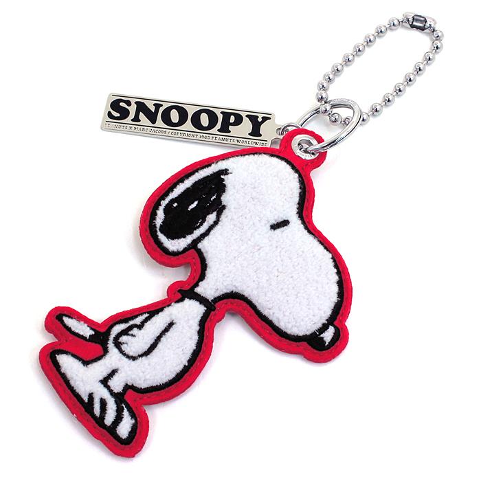 マークジェイコブス MARC JACOBS スヌーピー Snoopy バッグチャーム M0015139 【キャッシュレス還元対応】