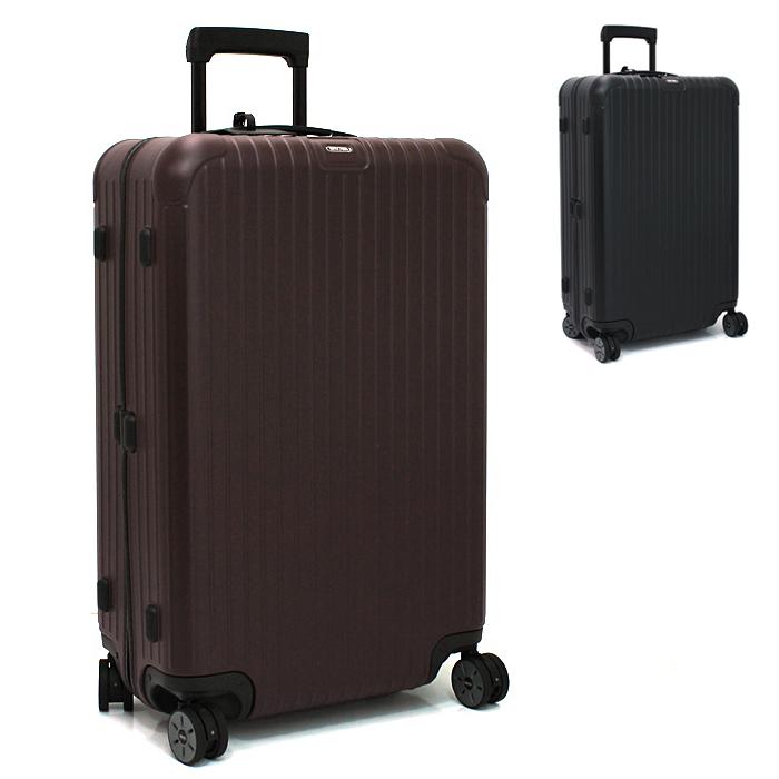 リモワ RIMOWA サルサ SALSA 78L キャリーケース スーツケース(TSAロック 電子タグ) 811 70 【キャッシュレス還元対応】