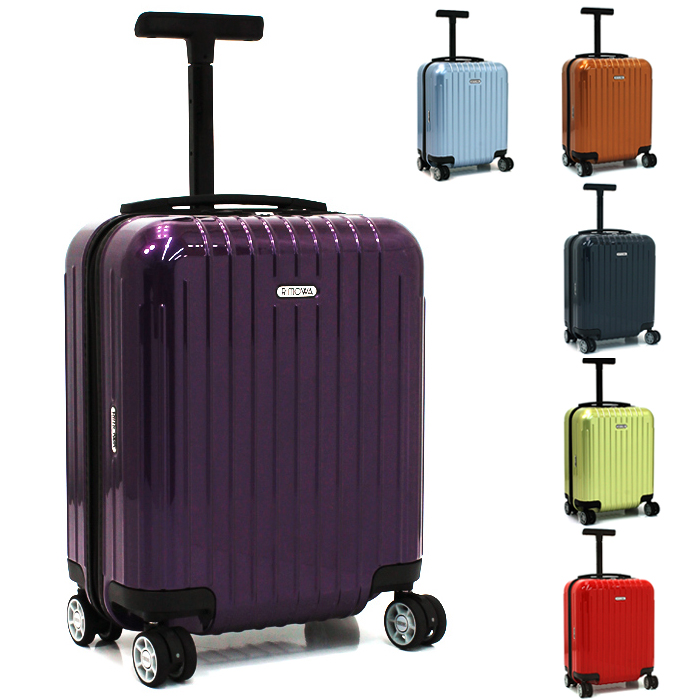 リモワ RIMOWA サルサエアー SALSA AIR 20L キャリーケース スーツケース(TSAロック) 820 42 【キャッシュレス還元対応】