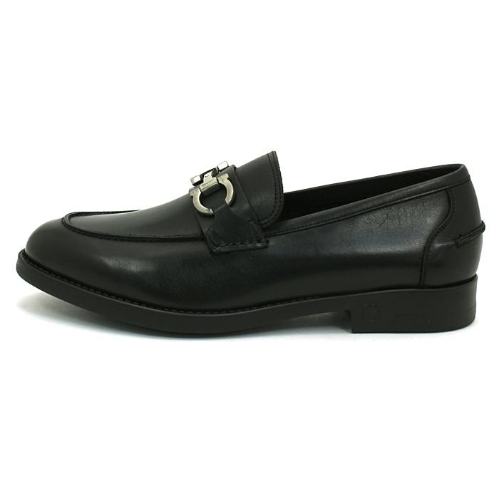 サルヴァトーレフェラガモ Salvatore Ferragamo モカシン レザーシューズ 革靴 ARLIN 02B417 メンズ 【キャッシュレス還元対応】