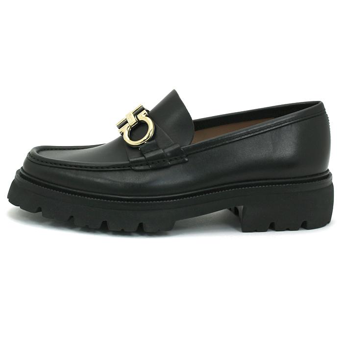 サルヴァトーレフェラガモ Salvatore Ferragamo モカシン レザーシューズ 革靴 BLEECKER 02B200 メンズ 【キャッシュレス還元対応】
