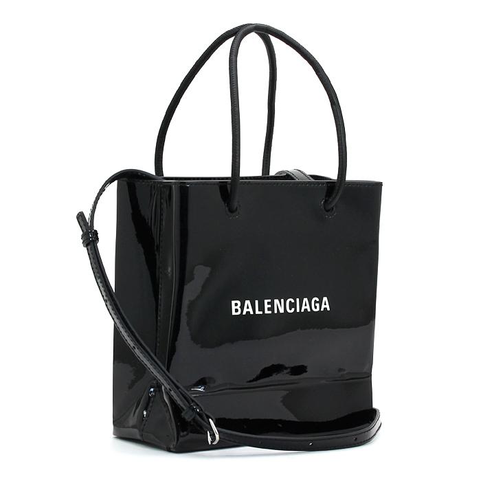 バレンシアガ BALENCIAGA ショッピングトート XXS トートバッグ(ショルダー付) 572411 1FE1N 【キャッシュレス還元対応】