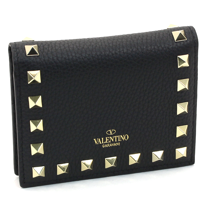 ヴァレンティノガラバーニ VALENTINO GARAVANI 二つ折り財布 SW2P0R39 VSH 【キャッシュレス還元対応】
