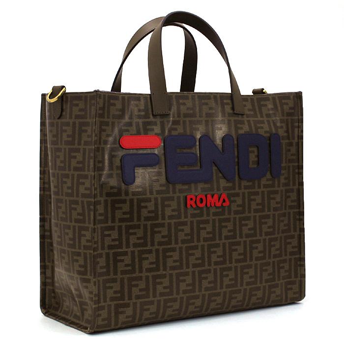 フェンディ FENDI トートバッグ 8BH357 A5N6