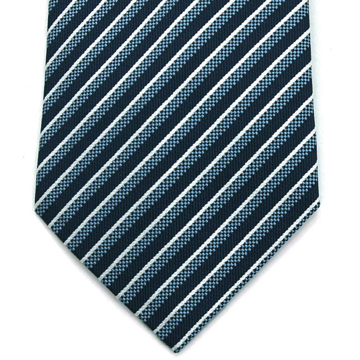 ジョルジオアルマーニ GIORGIO ARMANI ジャガード ネクタイ AR00073 9P920 17433 ブルー系