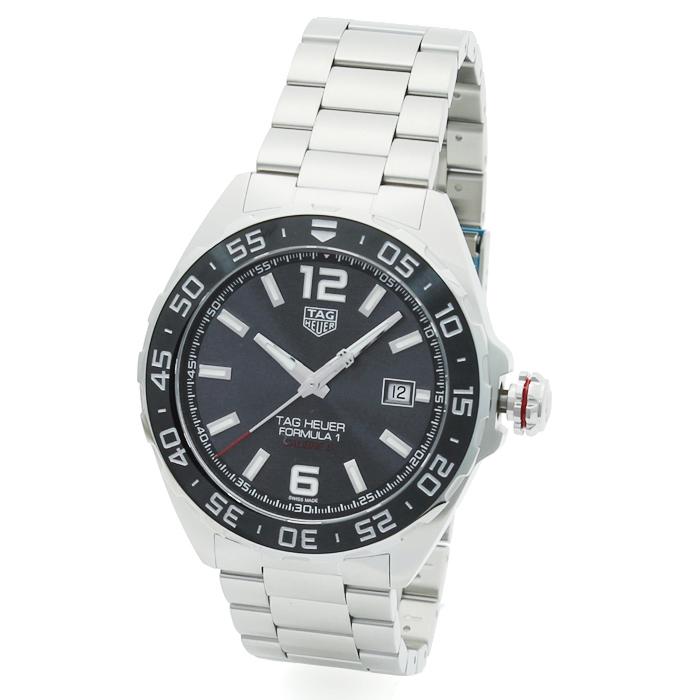 タグホイヤー TAG Heuer フォーミュラ1 キャリバー5 メンズ 時計 ウォッチ WAZ2011 BA0842ブラック文字盤