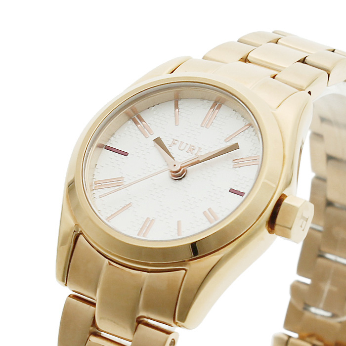 フルラ FURLA エヴァ レディース 時計 ウォッチ R4253101522 ホワイト文字盤