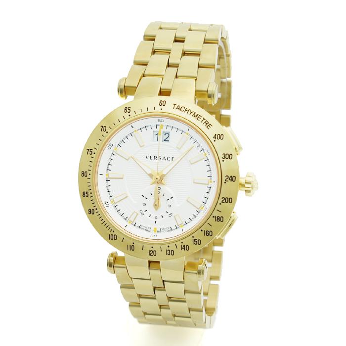 ヴェルサーチェ VERSACE メンズ 時計 ウォッチ VAH030016 ホワイト文字盤