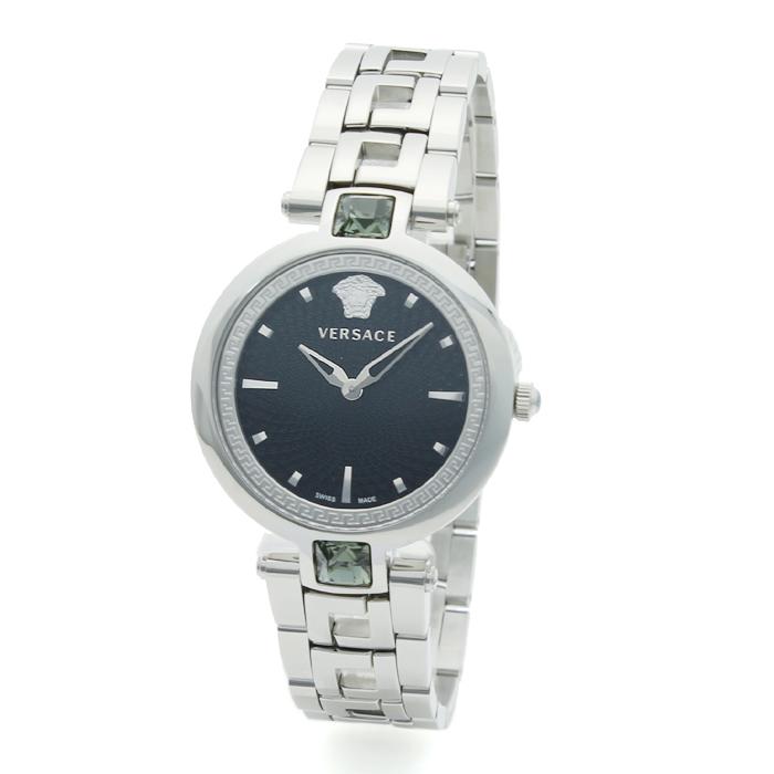 ヴェルサーチェ VERSACE レディース 時計 ウォッチ VAN030016 ブラック文字盤