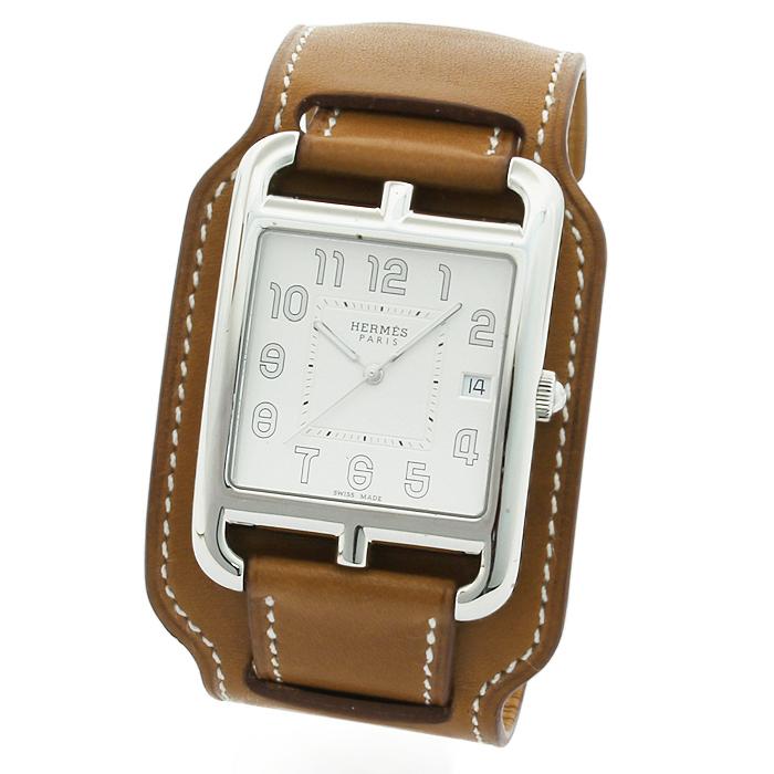エルメス HERMES ケープコッド Cape Cod ユニセックス 時計 ウォッチ W044333WW00 ホワイト文字盤