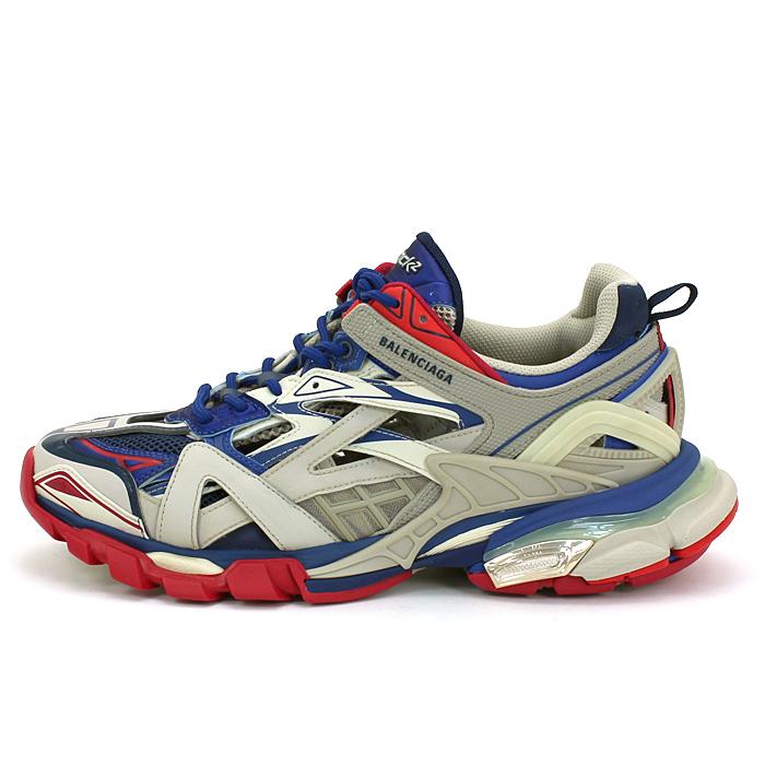 バレンシアガ BALENCIAGA トラック2トレーナー Track 2 Trainer スニーカー シューズ 靴 568614 W2GN2 メンズ 【キャッシュレス還元対応】