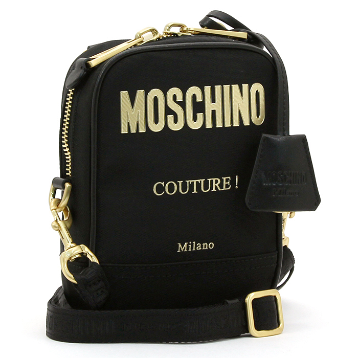 モスキーノ MOSCHINO ショルダーバッグ B7421 8205 【キャッシュレス還元対応】