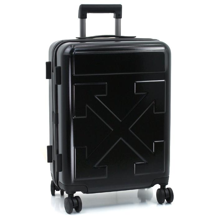 オフホワイト OFF WHITE アロートロリー ARROW TROLLEY キャリーケース スーツケース(TSAロック) OWNG001E19F61117