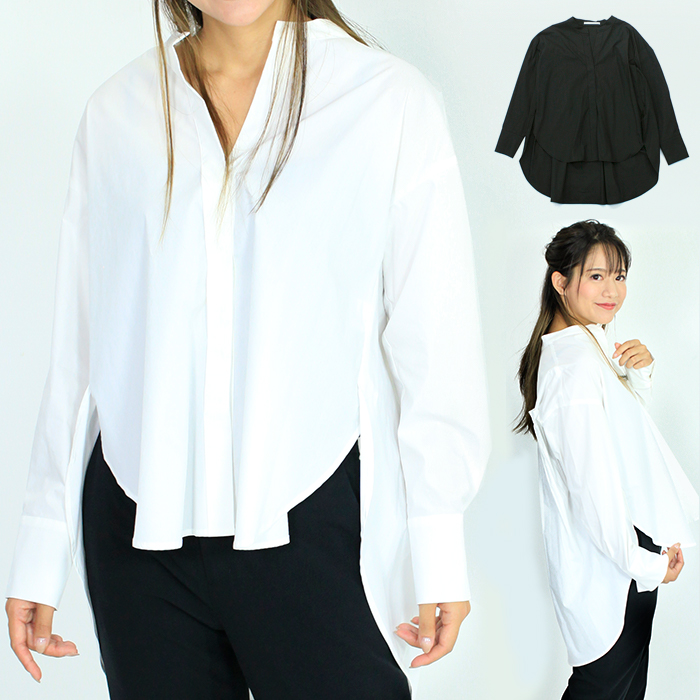 訳あり 汚れあり フーチークーチー HOOCHIE COOCHIE プリーツドッキングシャツ 913554 【キャッシュレス還元対応】