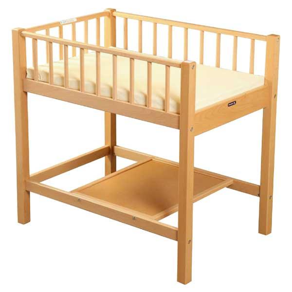 木製おむつ替え台(大) マット付 国産品 NO37