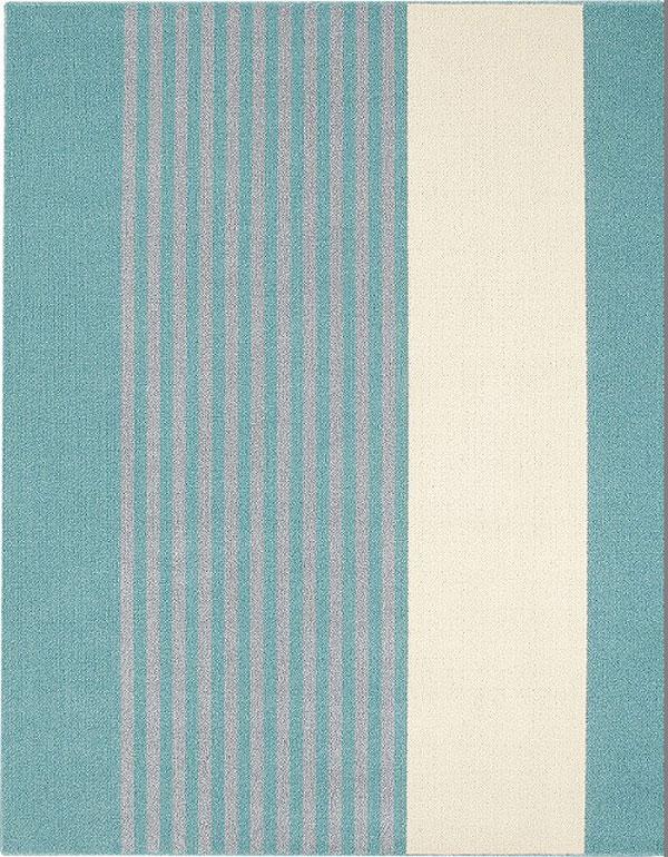 ラグ カーペット 130×185cm ブルー色 長方形 クリム 日本製 ホットカーペットOK:さぬきや 家具とインテリアのお店