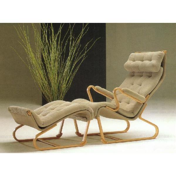 ハイバックチェア ハイバック安楽椅子 ブルーノ・マットソン 天童木工